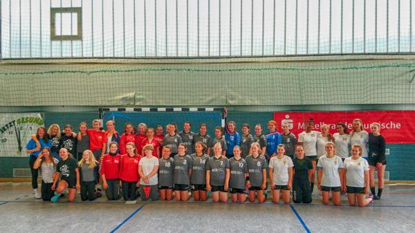 19. Rangsdorfer Handballwoche - 04.09.2016