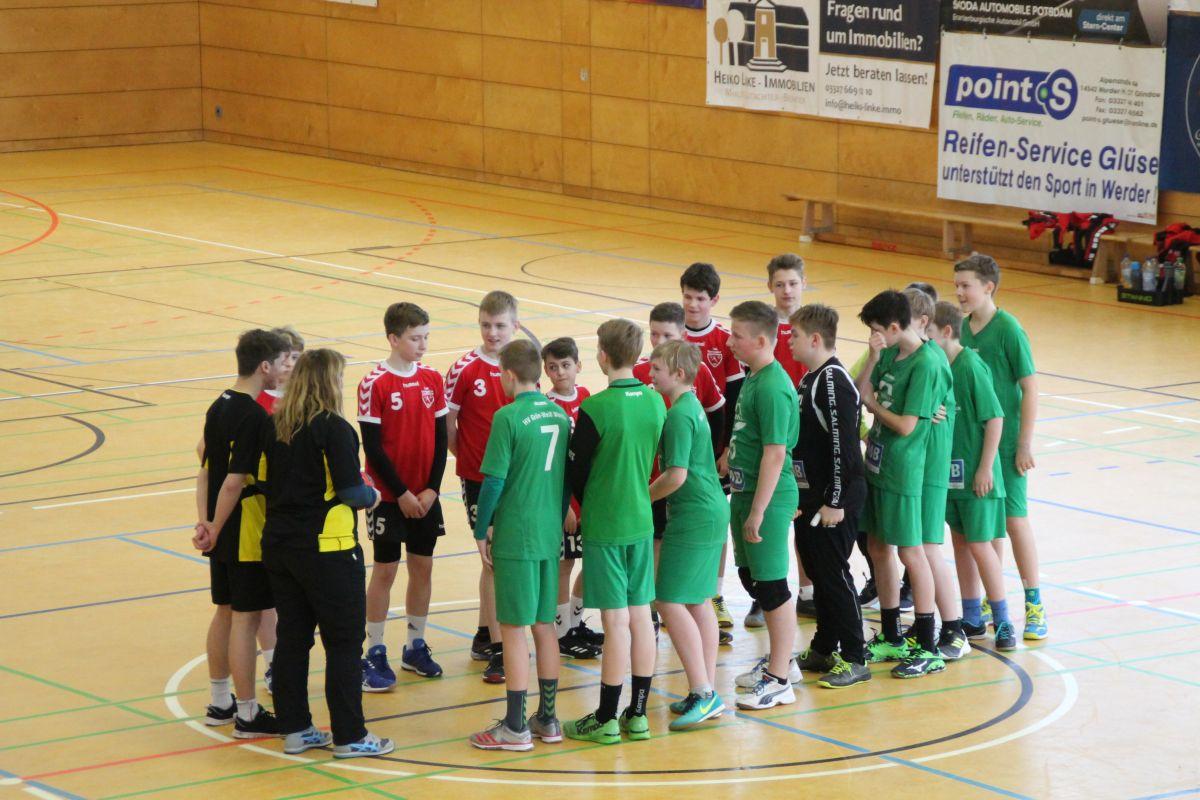 Handball Werder Havel